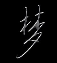 梦艺术字体