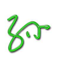 藝術字體孫