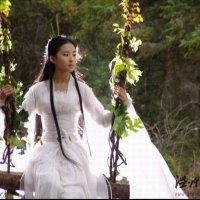 劉亦菲頭像 真筆頭像